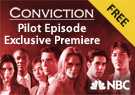 Free Pilot Of Nbc'S Conviction On Itunes - 1